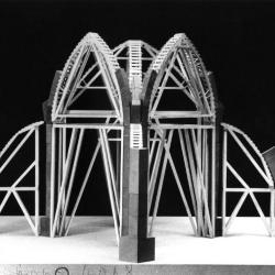 Model, Gothic Vault.