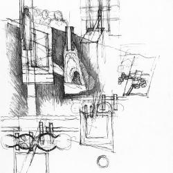 Development sketch.