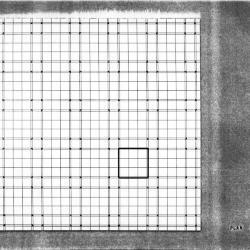 Plan grid.