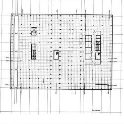 Plan, sub-basement.