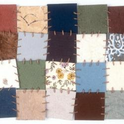 Quilt one.