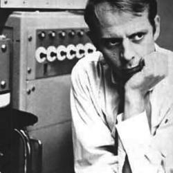 Karlheinz Stockhausen.