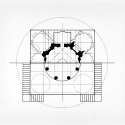 Serlio diagram one.
