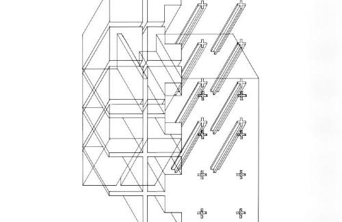 Axonometric.