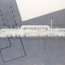 Plans at 10' and 20', The Contained Figure.