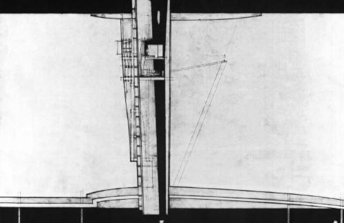 Vertical section.