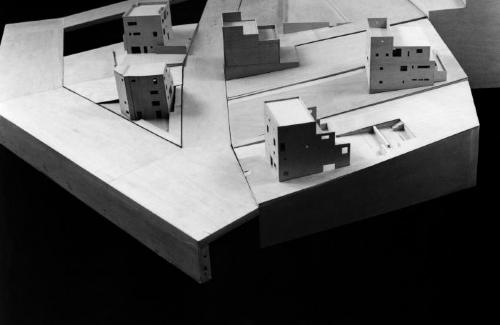Class site model for Adolf Loos analysis.