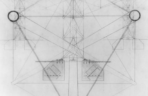 Full scale plan detail/ section/ elevation.