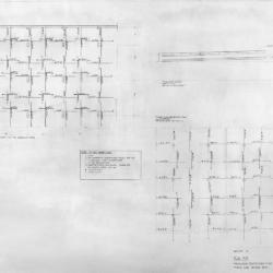 Plan and section detail.