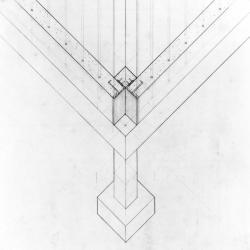 Axonometric detail.