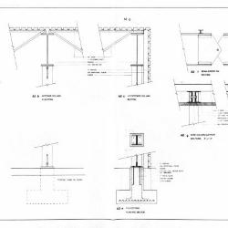 Plan, section, and details.