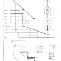 Plan of stadium.