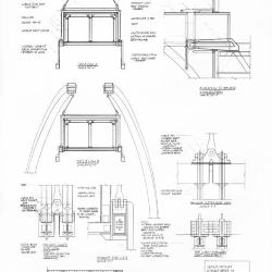 Cabin section details