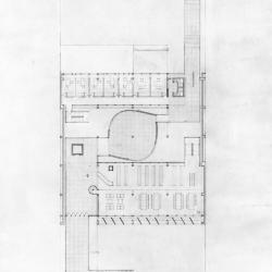 Plan, second floor.