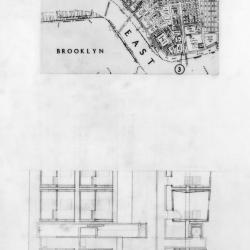 Site plan and sections.