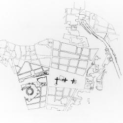 Site sketch.