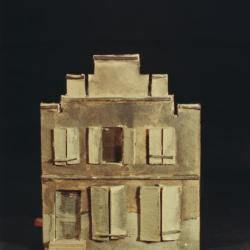 Model, front elevation.