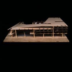 Single block section model.