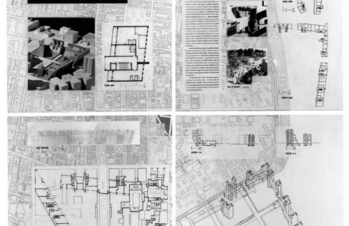 Project drawings compilation.