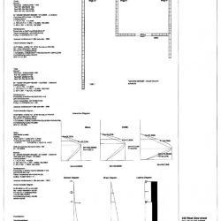 Shear walls, details and calculations.
