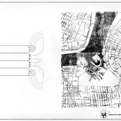 Site plan and detail.