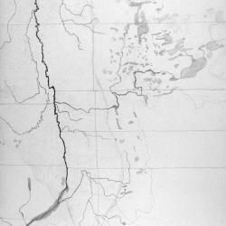 Site plan, Lake Agassiz