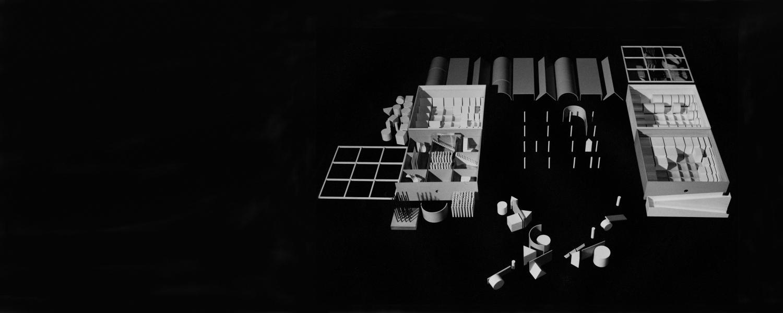 Lorna McNeur, ARCH 111 Architectonics, 1976-77.
