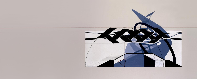 Charles Krekelberg, ARCH 131 Design III, 1994-95, spring.