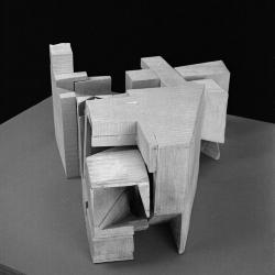 Final model, library.