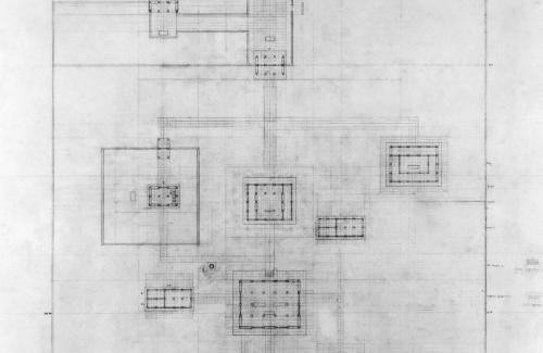 First Generation House: 1912, plan.