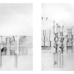 First floor plan/ elevation.
