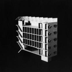 Section model, transient hotel.