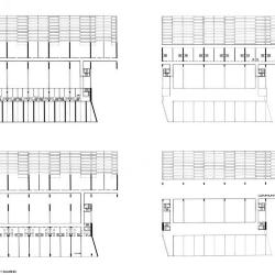 Plan, Artist's housing.