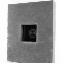 Model, House for the Photograph.