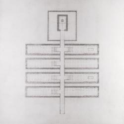 Plan, Chapel of Seeds and Pages.