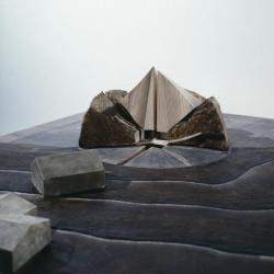 Model, Lunar Depot.