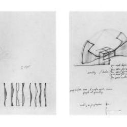 Sketches, Lunar Depot.