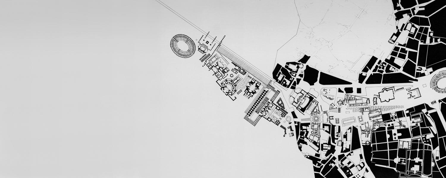 Theresa Roach and Victoria Tentler, ARCH 141 Design IV, 1995-96, fall.