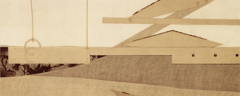 Edward Arcari, ARCH 151 Thesis, 1985-86, spring.