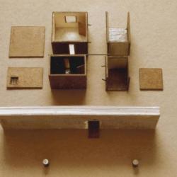 Model, detail.