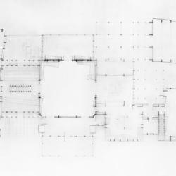 Plan, ground floor.